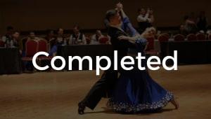 Ballroom Dance Team: National Championships