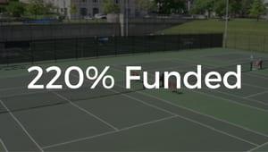 The Tartans Tennis Teams Take California