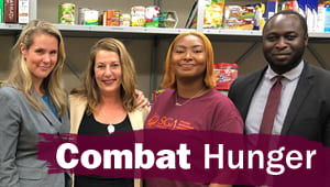 Combat Hunger