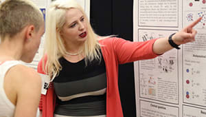 Conference for Undergraduate Women in Physics (CUWiP)