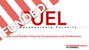 Fuel Entrepreneurship Pursuits