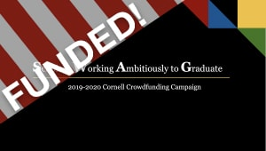 SWAG: Scholars Working Ambitiously to Graduate