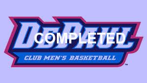 Men's Club Basketball