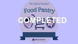 DePaul Student Food Pantry