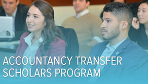 Accountancy Transfer Scholars Program