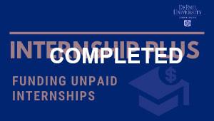 Fund an Unpaid Internship