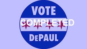 Vote DePaul