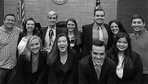 Undergraduate Mock Trial Team
