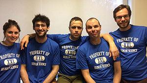 Team Human Science: Psychology Department