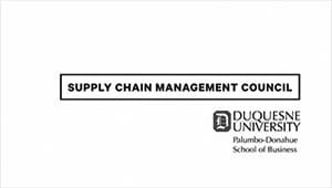 Duquesne Supply Chain Council