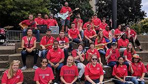 Duquesne University Pep Band