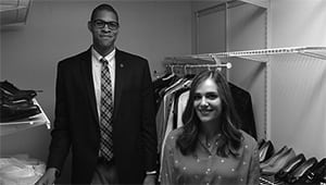 Duquesne University Career Closet