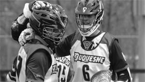 Duquesne University Men's Lacrosse 2017