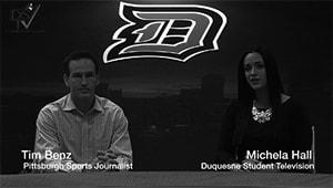 Duquesne University Student Television (DSTV)