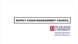 Duquesne Supply Chain Council