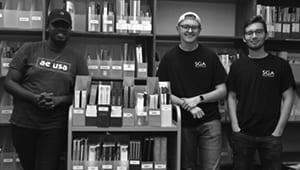 SGA Student Book Loan Program
