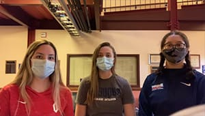 Duquesne University Students in Athletic Training