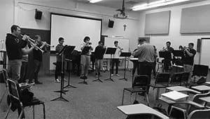 Duquesne Trumpet Ensemble 2019
