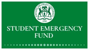 #GivingTrueday Student Emergency Fund