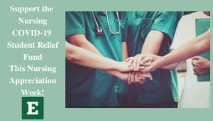 Honor A Nurse During Nurses Week!
