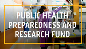 Support Urgent Public Health Research and Pandemic Response