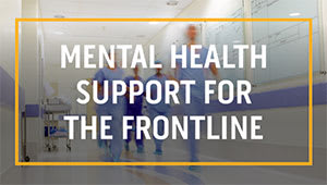 Help Frontline Health Care Workers Get Mental Health Services