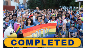 Support Emory's LGBT+ Community