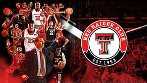 Support Your Red Raider Men's Basketball Team!