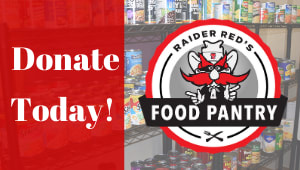 Raider Red's Food Pantry