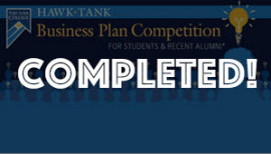 2018 Hawk Tank Business Plan Competition