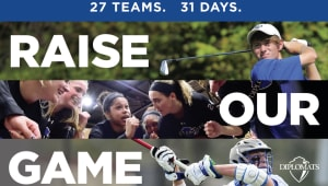 Raise Our Game 2021 - Athletics Excellence Fund