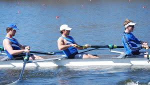 Raise Our Game - Rowing