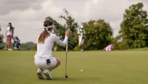 Raise Our Game - Women's Golf