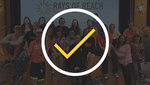 RAYS of REACH - Sally Pederson REACH Scholarship
