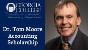 Dr. Tom Moore Scholarship