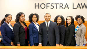 Support Hofstra Law BLSA Students