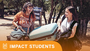 Send a new Longhorn to Camp Texas in Summer '22