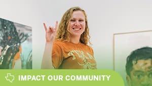 Support a vibrant arts and culture community