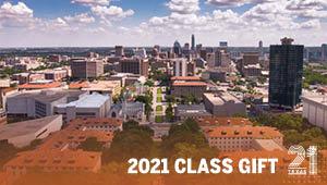 2021 Class Gift Sanger Learning Center