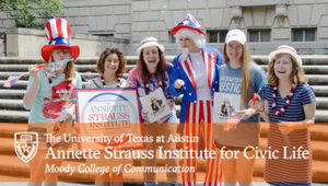 Support the Annette Strauss Institute for Civic Life