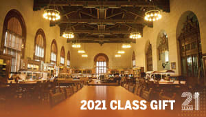 2021 Class Gift Library