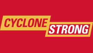 Together We Are #CycloneStrong