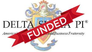 Delta Sigma Pi Student Scholarship 2020