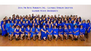 Zeta Phi Beta Sorority, Inc. Lambda Epsilon Chapter Scholarship