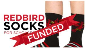 Redbird Socks 2019
