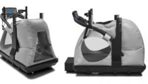 Impact-Reducing Treadmill
