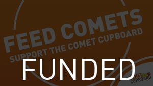 Hunger Free UTD - Support the Comet Cupboard