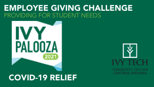 Central Indiana Ivy Palooza Employee Giving Challenge 2021