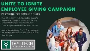 Muncie - Employee Giving Campaign