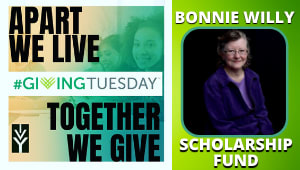 GivingTuesday 2020 Muncie/Henry Co. Bonnie Willy Scholarship Fund